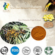 Top quality saw palmetto extract