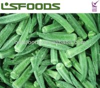 IQF frozen okra good quality and price