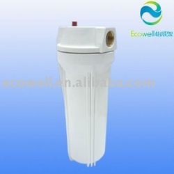 brass teeth connection water filter housings