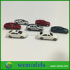 1:200 Diecast Toy Car Sedan Style Diy Plastic Model Car for sand box building