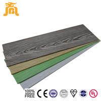 colored exterior wall panels wood grain calcium silicate board