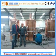 500l 3 vessel beer equipment combination beer brewing tank