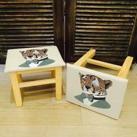 Bar stools wholesale,Retro stool, Animal tiger child seats, children stools, children's meals stool,cheap used bar stools DZ01