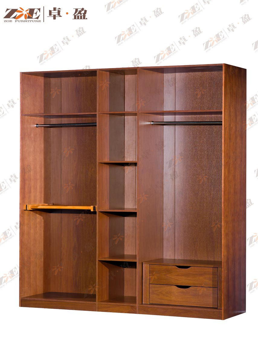 Kledingkast ontwerp slaapkamer - Model slaapkamer ...