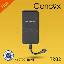 Mini gps tracker no battery Concox TR02 with 10k shipments per month