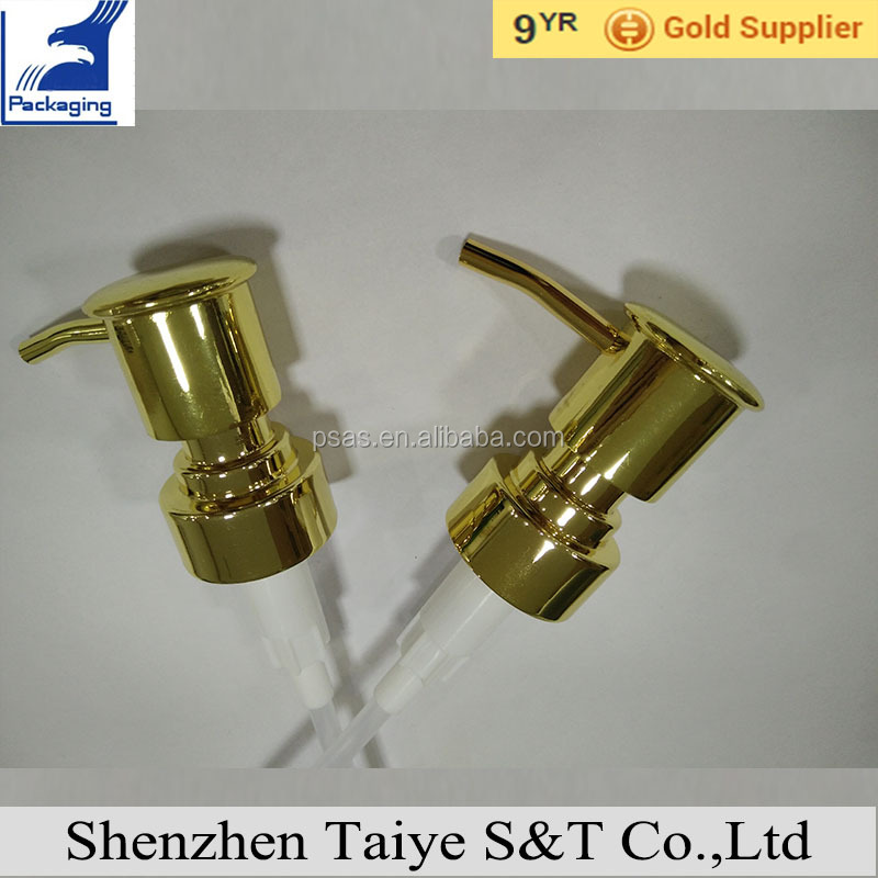 28mm gold stainless steel pump-2.jpg