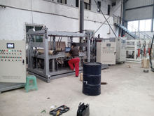 DCPD zamak injection machine for pallet