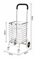 Sunpai SP-L2023 Aluminum foldable shopping bag market trolley