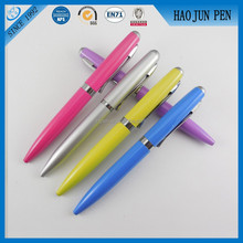 2015 New arrival and hot Promotional Metal Twist Mini Pen