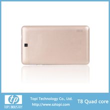 7 inch 3G android Tablet PC with QUad Core IPS MTK8382 Tablet PC and Rear 2.0 MP Tablet PC
