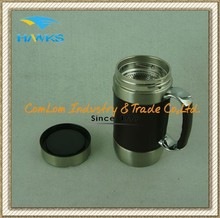 400ml thermos flasks with handle and filter