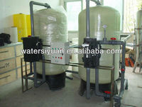 ion exchanger- mixed bed for demineralised water