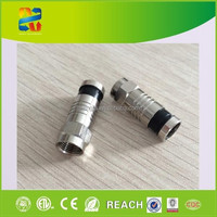 China high quality Waterproof coaxial cable rg59 rg6 rg11 bnc connector price
