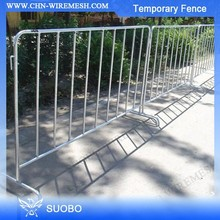 Outdoor Temporary Dog Fence Retractable Temporary Metal Fence Panels