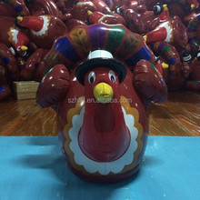 giant inflatable turkey decorations for thanksgiving day party