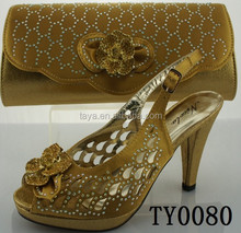 gold fashion purses match shoes purses fashion design