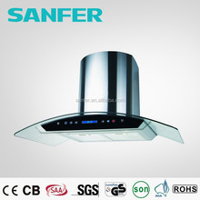 2015 Chinese Kitchen Exhaust Best Customized Range Hood With Remote