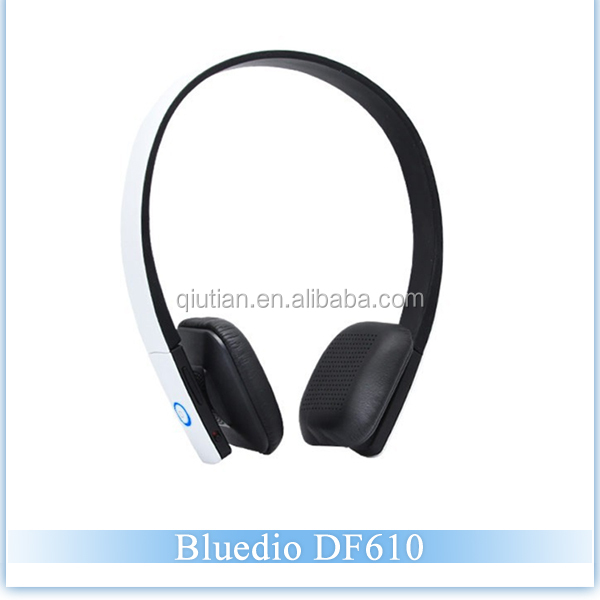 original bluedio df610 bluetooth v3 0 headset volume control clear voice capture wireless stereo. Black Bedroom Furniture Sets. Home Design Ideas