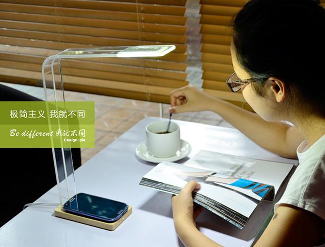 2015 nuevo producto creativo de carga inalámbrica del teléfono de ...