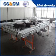 sheet metal fabrication/custom steel trailer fabrication work oem trailer