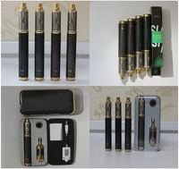 Luxyoun 2014 new 1600mah Variable voltage Battery carbon spinner III vv ego-t 1300mah