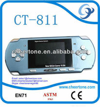 16bit 2.7 inch TFT LCD multicolor handled game