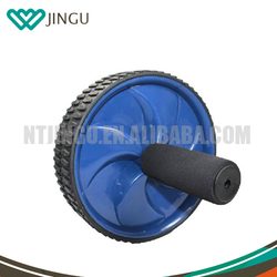 gym fitness body building exercise wheel/ab roller/ab wheel as seen on TV