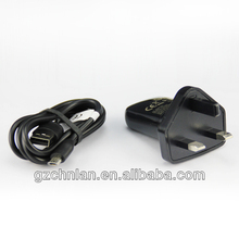 for HTC chargers,Europe pin wall mount charger for HTC