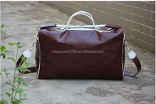 China Supplier Large Capacity Zipper Travel Bag For Sale High Quality Men's Messenger Bag Made in China