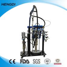 sealant extruder machine/hengdi double glass machine/glass making/processing machine/auto glass price