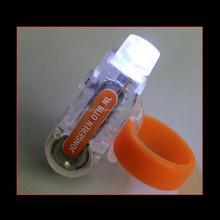 cheapest giveaways led laser finger light,led light up finger with CE