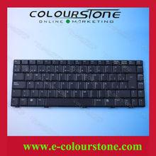 Laptop Keyboard For Asus A8 F8 N80 X80 X83 W3 W3 Series Spanish/SP K020662J1 04GNCB1KSPA4