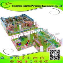 Kindergarten Playground Indoor Preschool Playground Equipment 154-1h