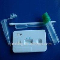 High Quality Feline Immunodeficiency Virus Test Cassette/Feline Immunodeficiency Virus Rapid Test Cassette/ 2014 new product