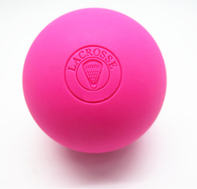Chinese new product nocsae standard lacrosse ball