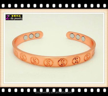 Wholesale high quality adjustable solid does copper work for arthritis with magnets good price