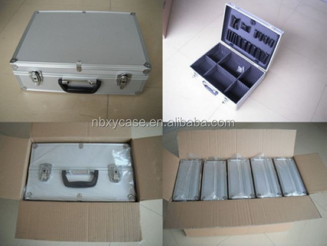 cheap all aluminum box aluminum box with tool plate OEM is welcomed