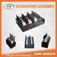 wavecom q2403 8/16/32/64 imei change voip goip bulk sms modem gateway,gsm alarm with sms talk