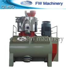 mezclador horizontal de la máquina