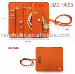 Fashion j-korea ladies jewelry storage bag