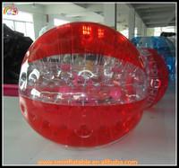 Funny soccer bubble , human bubble ball , bubble soccer for sale