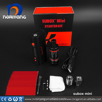 100% authentic e cig subox mini e cig wholesale china box mod in alibaba china with lowest factory price
