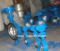 wafer butterfly valve with worm gear manufacturer