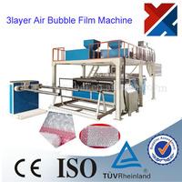 Printing material air bubble film making machine