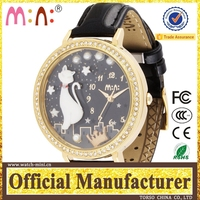 Korea mini brand Torso handmade japan movt miniature watches original mini watch
