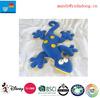 plush gecko toys/custom plush gecko/blue HEAT PACK plush gecko