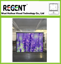 "70""*70"" Customized Manual Screen/ Wall Ceiling Screen/ Easy/ Fast Set Up"