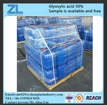 Glyoxylic Acid is used as a key intermediate in Personal Care industry
