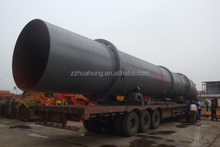 Huahong popular 40x400 inches rotary dryer /mining ore drying machine in foreign countries