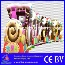Superior quality and best selling kids playground electric amusement kids train
